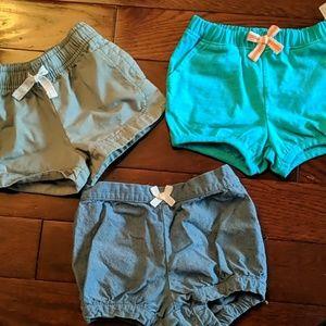 Infants shorts 18mths